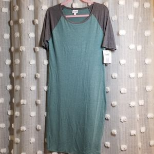 NWT LuLaRoe Julia Dress size M